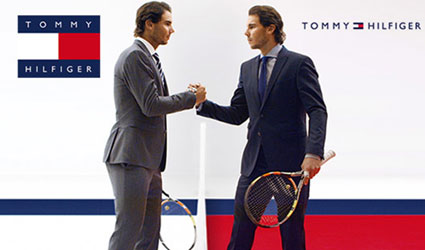 Tommy Hilfiger x Rafael Nadal THFLEX: Tailored to Move