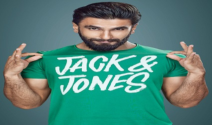 Don't hold back by Jack & Jones ft. Ranveer singh