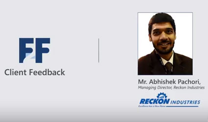 Client Feedback | Mr. Abhishek Pachori | Testimonial Video | Fibre2Fashion
