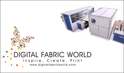 All about Digital Fabric World