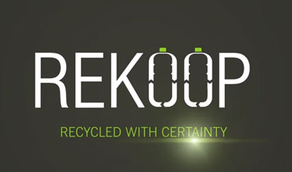 Recycled with certainty- REKOOP