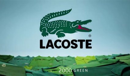 80 Years of the Lacoste L.12.12 Polo -- The Saga: an animated film