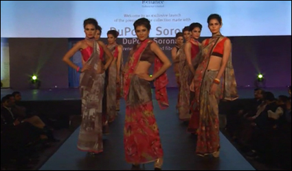 DuPont™ Sorona® adds Sarees to a legacy in Fiber technology innovation