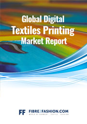Global Digital Textiles Printing Market Outlook - By Ink Type, By Application, and By Region-Trends and Forecast till 2020